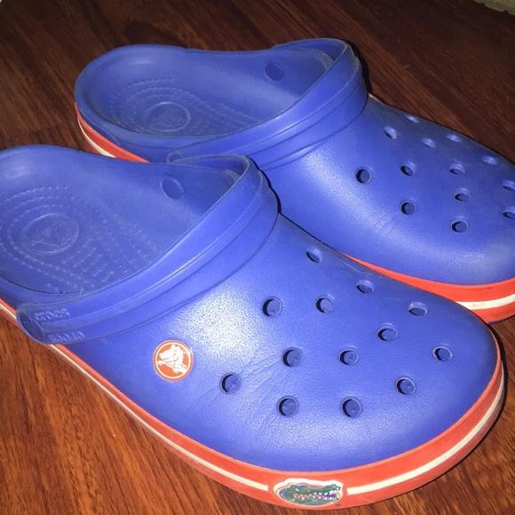 dbb20f11e1e77 CROCS Shoes - Crocs Florida Gators Special Edition Shoes